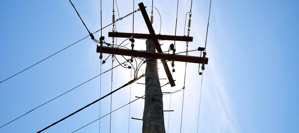 Power Line Accident